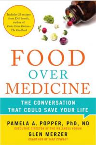 Food Over Medicine Book cover