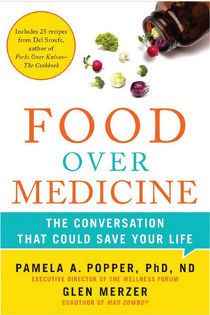 Books pam popper food over medicine book cover malvernweather Image collections